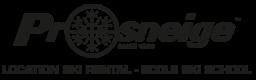 Prosneige logo