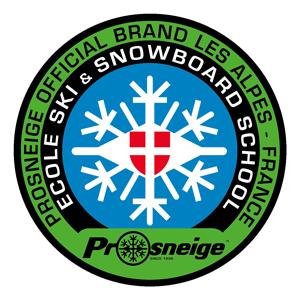 Prosneige ski school logo