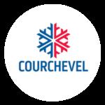 courchevel logo ski resort
