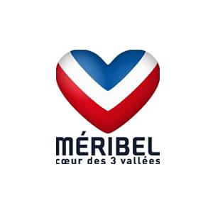 logo ski resort meribel ski school