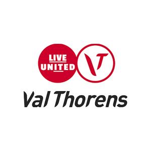 logo val thorens ski resort