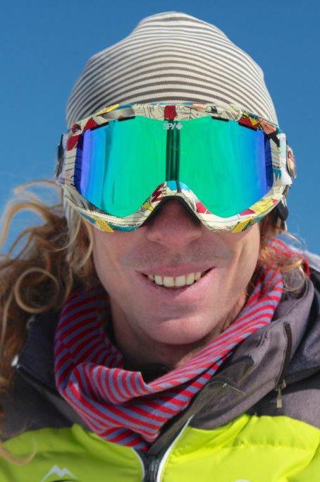 Ski instructor Prosneige Val Thorens Allan Morel