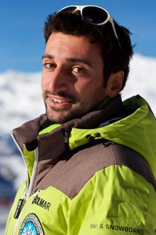 Ski instructor Prosneige Val Thorens Benoit Martin
