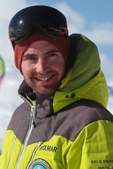 Ski instructor Prosneige Val Thorens Brice Perret Gentil