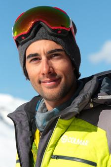 Ski instructor Prosneige Val Thorens Charles Pinguenet