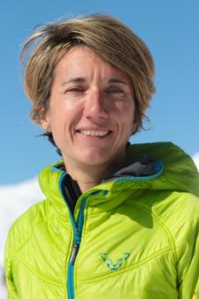 Claire Jurine Director Prosneige Ski School