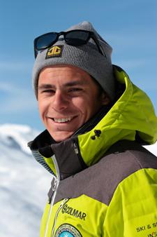 Ski instructor Prosneige Val Thorens Gregoire Socquet
