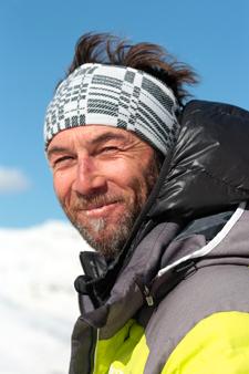 Ski instructor Prosneige Val Thorens Guillaume Farina