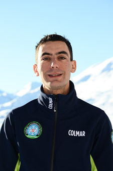Ski instructor Prosneige Les Menuires Hugo Papa