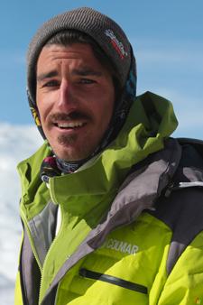 Ski instructor Prosneige Val Thorens Joffrey Brun