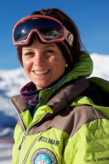 Ski instructor Prosneige Val Thorens Justine Guyon