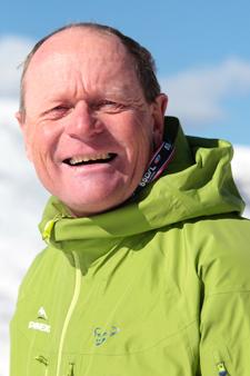 Ski instructor Prosneige Val Thorens Lionel Glath