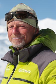Ski instructor Prosneige Val Thorens Milan Vrbican