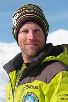 Ski instructor Prosneige Val Thorens Nicky Frencken