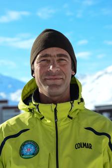 Ski instructor Prosneige Les Menuires Nicolas Cheruy