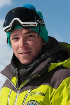 Ski instructor Prosneige Val Thorens Samuel Jones