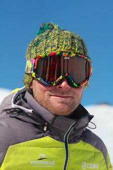 Ski instructor Prosneige Val Thorens Vincent Vlug