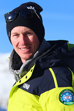 Yann Matita Director Prosneige Val Thorens