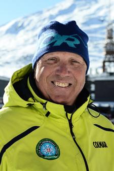 Ski instructor Prosneige Les Menuires Andrea Conti
