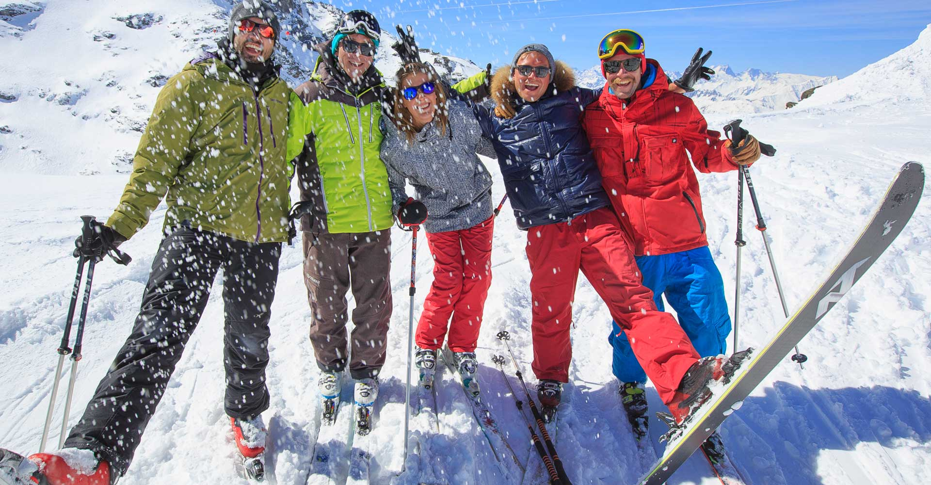 different types of skis advices
