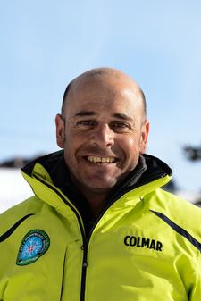 Ski instructor Prosneige Les Menuires Jerome Trinque