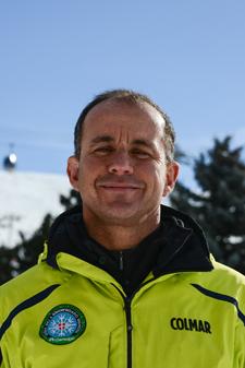 Ski instructor Prosneige Les Menuires Lionel Girard