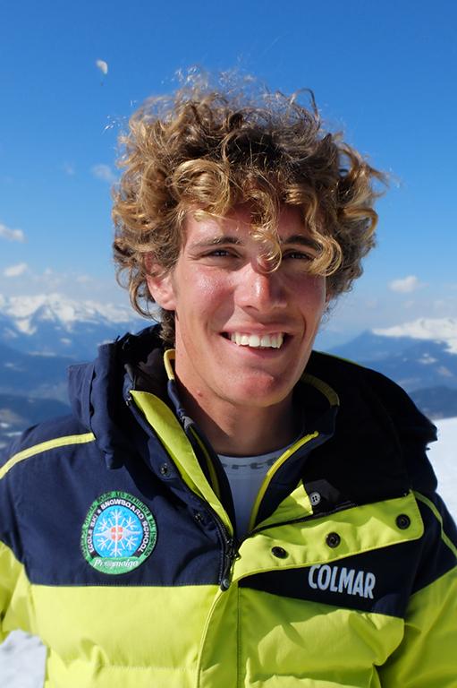 Ski instructor Prosneige Val Thorens murer marco
