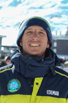 Ski instructor Prosneige Les Menuires Nicolas Jorcin