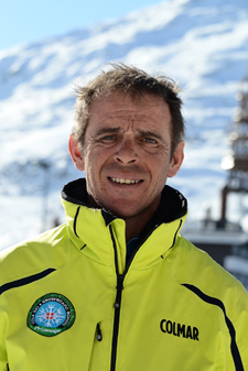 ski instructor prosneige les menuires stephane bouzanne
