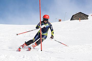 french alps ski school