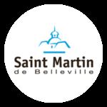 logo saint martin de belleville