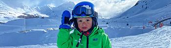 children ski lessons ski school